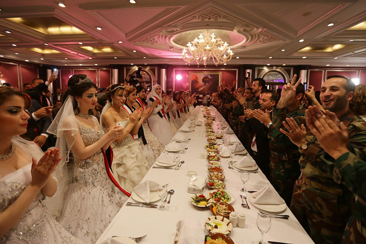 syria wedding