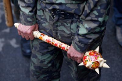 ukraine mace