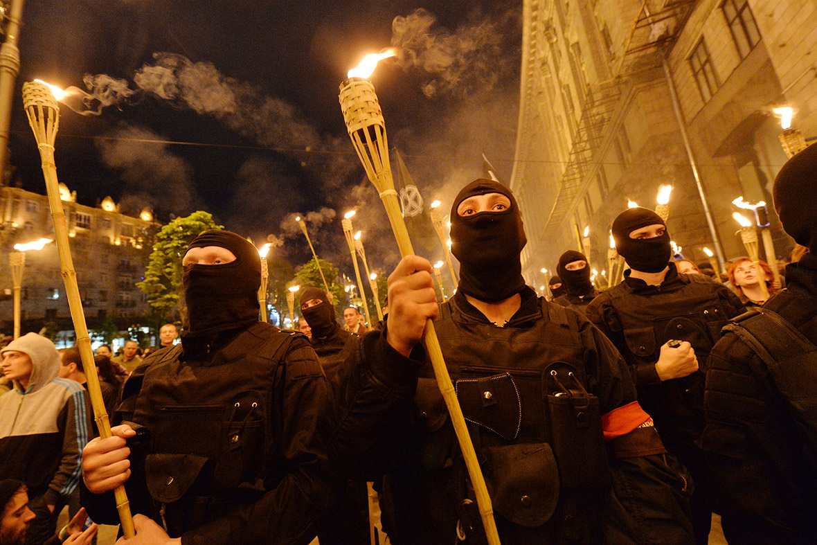ukraine far right
