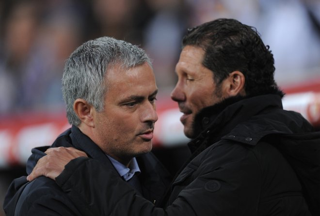 Mourinho and Simeone