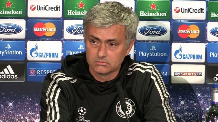 Jose Mourinho: I'm Going to Lisbon