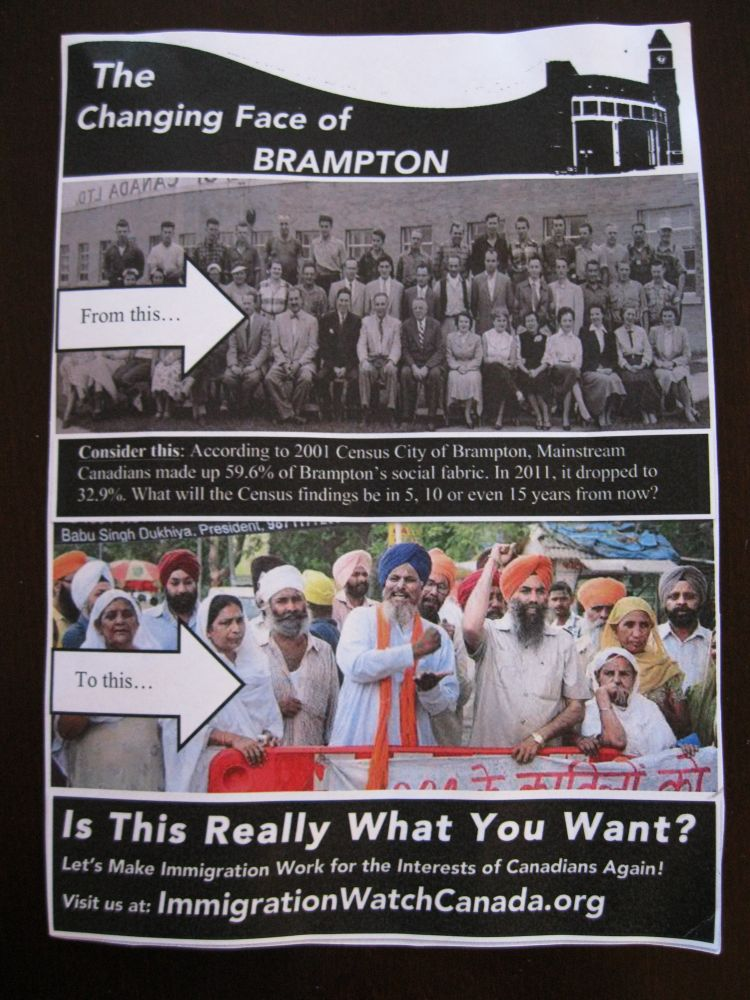 The changing face of Brampton