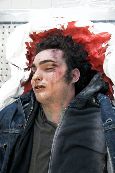 Federico Aldrovandi Killed Italian Police