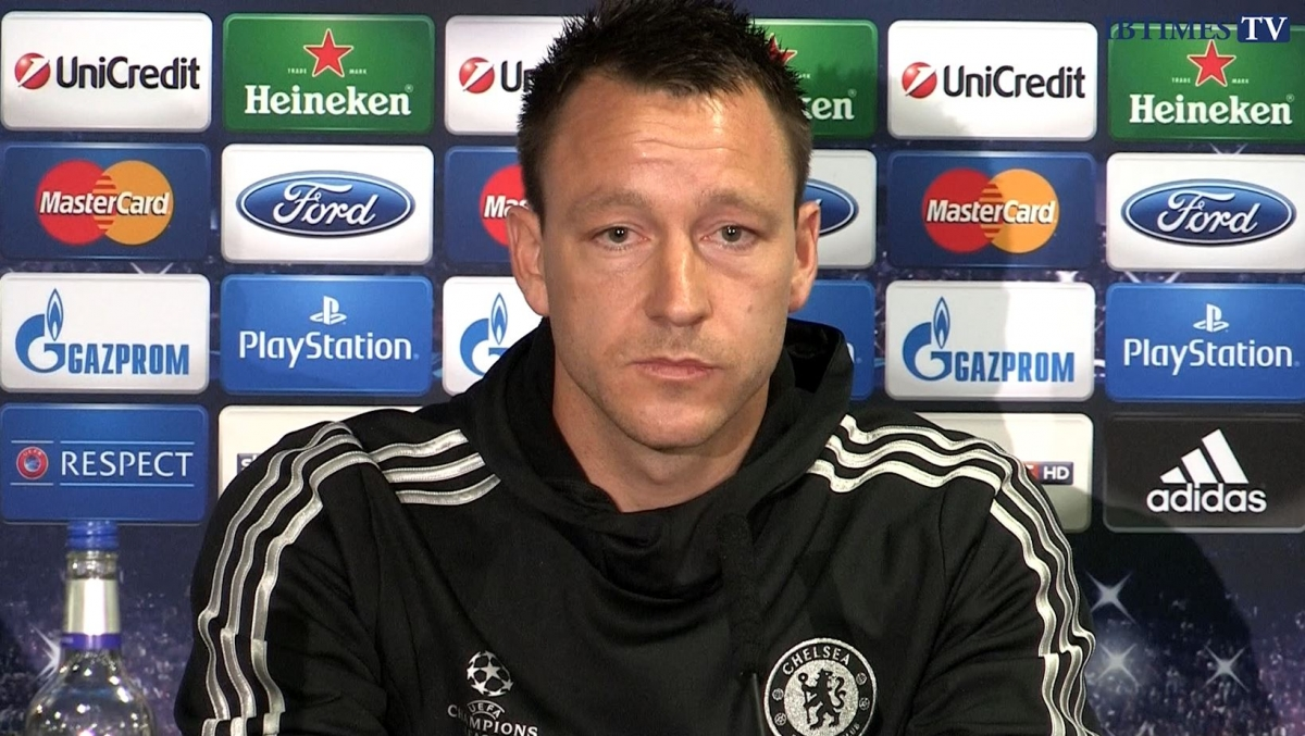 John Terry: I Want to Stay at Chelsea Forever