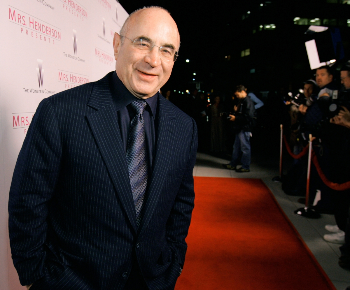 Bob Hoskins: A Look Back at his Life and Career