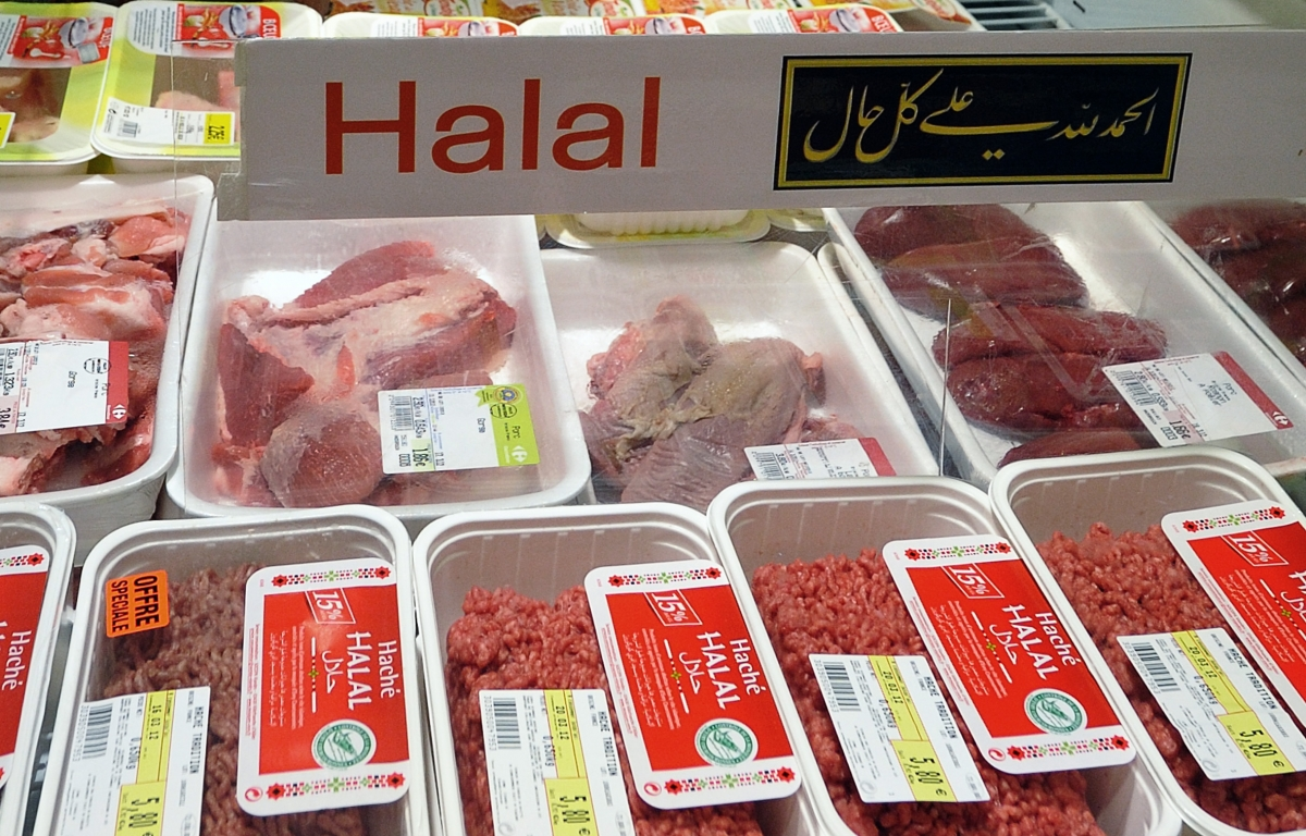 Halal meat is part of sharia laws which govern the lives of Muslims in Britain and across the world