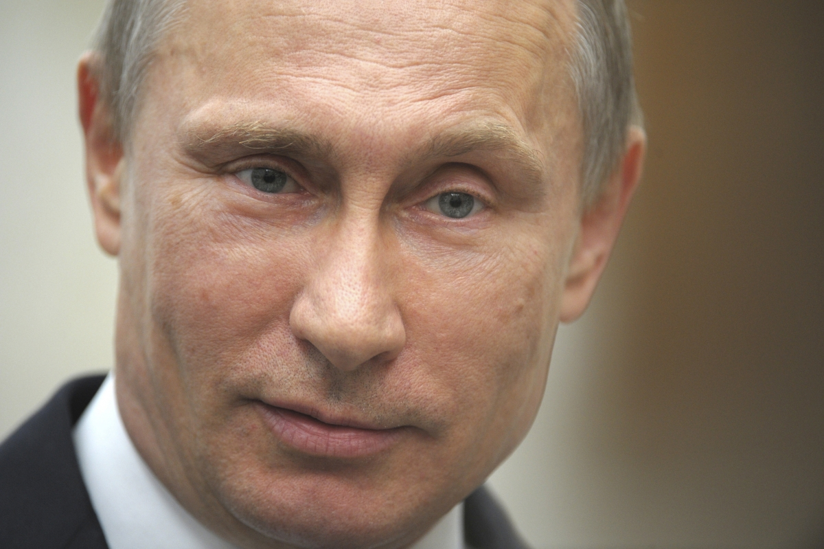 What Russia's Vladimir Putin Wants in Ukraine