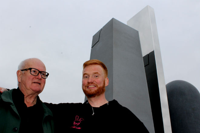 Eve Online Monument Unveiled at CCP Headquarters in Reykjavik