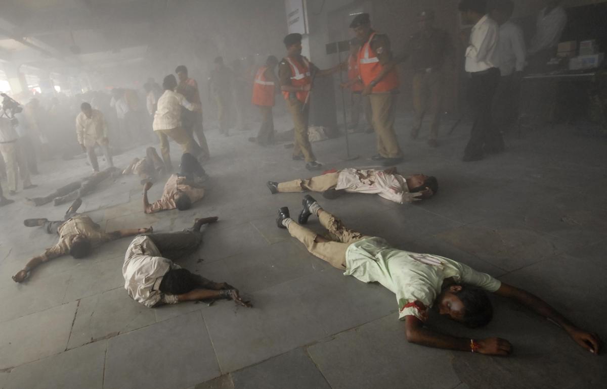 India train attack