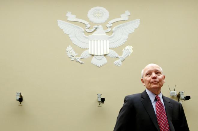 US IRS Commissioner John Koskinen