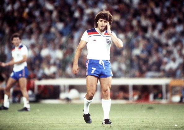 England World Cup 1982