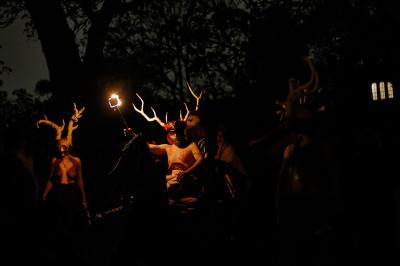 beltane antlers