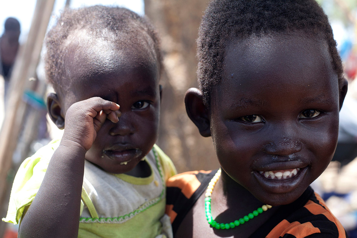 south sudan kids