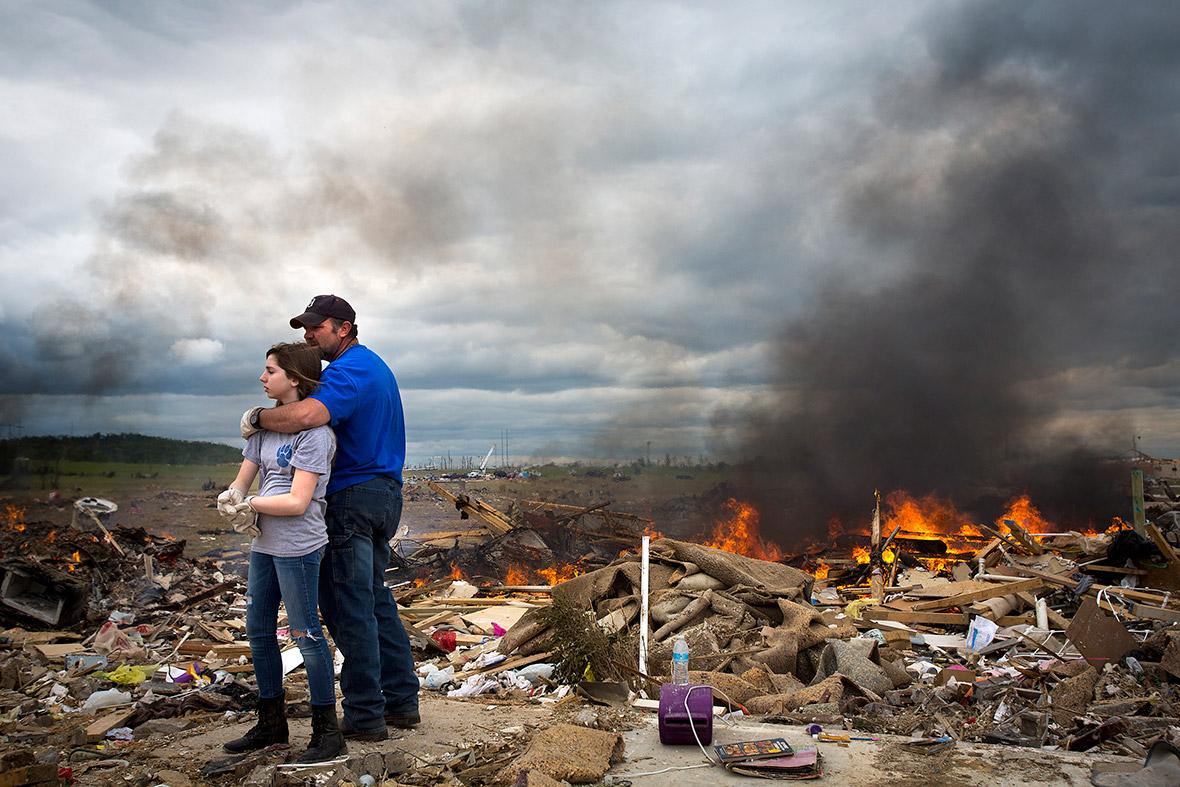 tornado fire