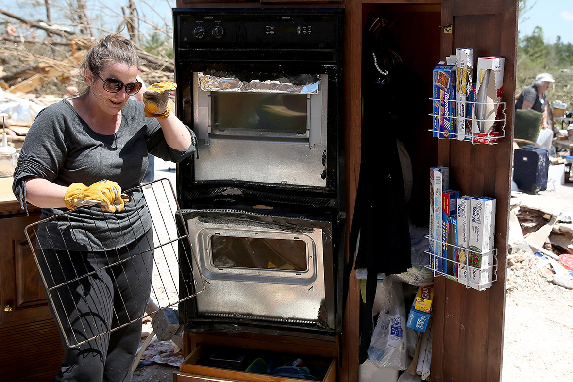 tornado kitchen