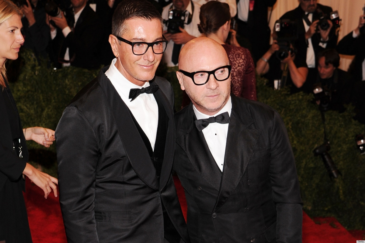 Dolce and Gabbana Get Suspended 18-Month Jail Term
