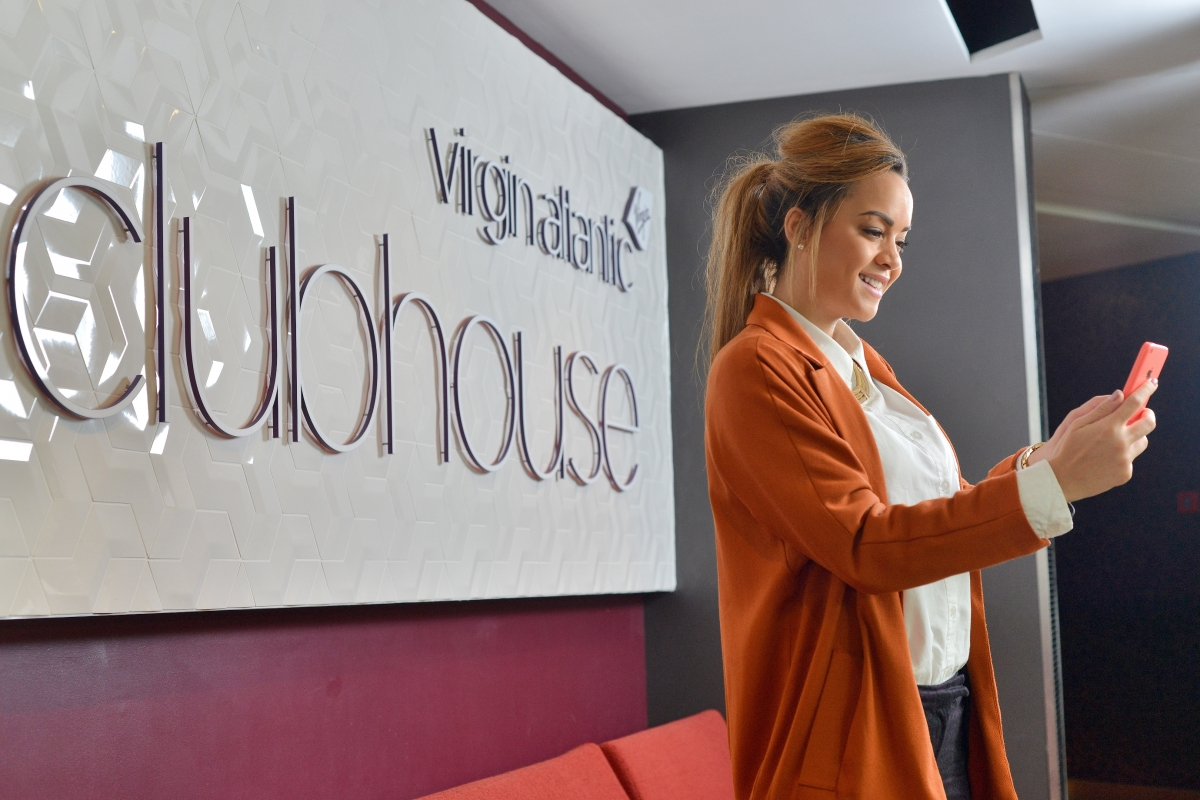 Virgin Atlantic trials low-energy Bluetooth Beacon technology in Heathrow Airport Terminal 3