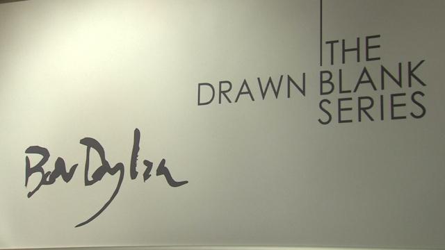 Bob Dylan's Drawn Blank Series Finally Shown in US