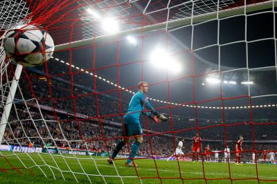 fottball goal