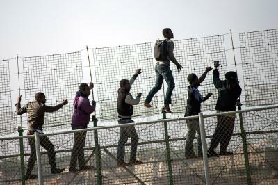 melilla fence
