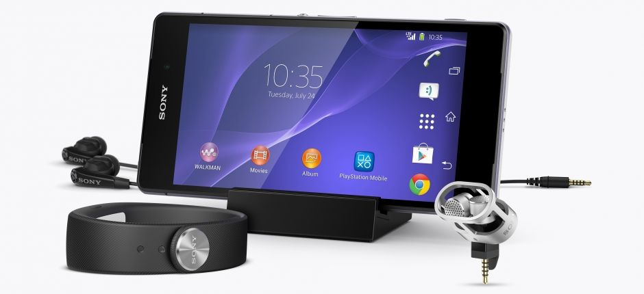 Sony Xperia Z2 Now Available at UK Retail Stores