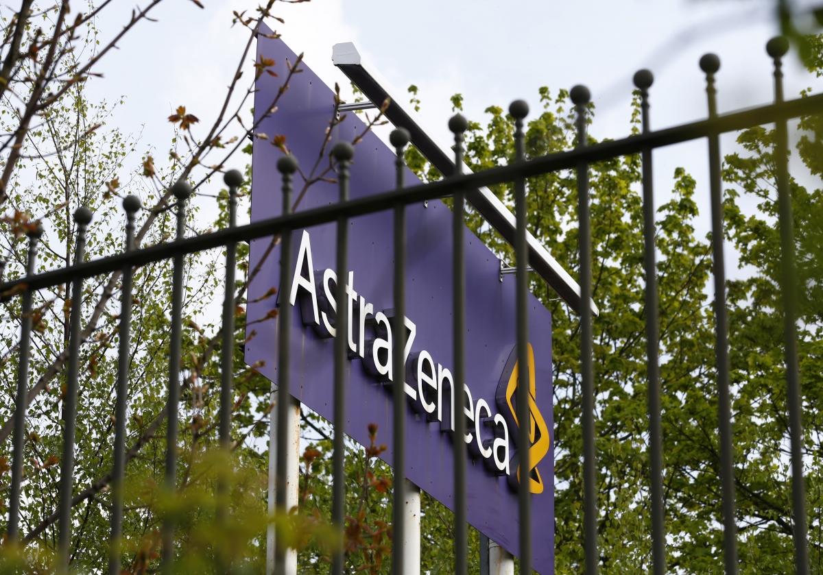 AstraZeneca site in Macclesfield