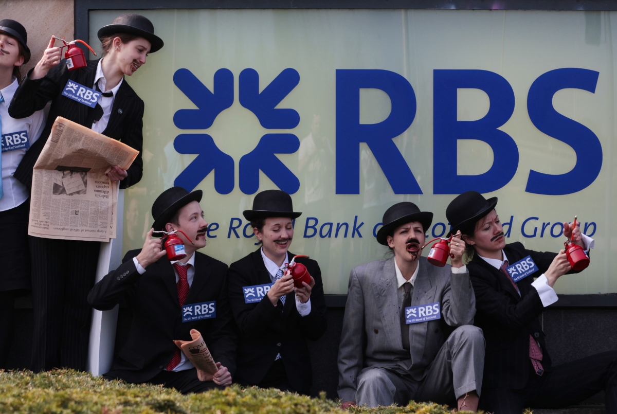 RBS to Battle £4bn Shareholder Action Group Lawsuit in Court