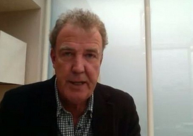 Jeremy Clarkson Video Apology over Apparent Use of Racist Slur