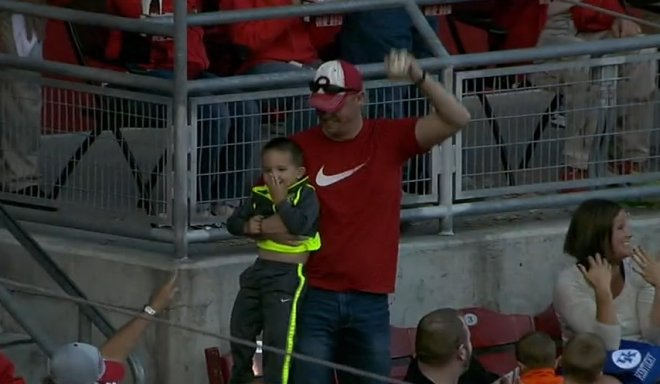 Cincinnati Reds MLB fan