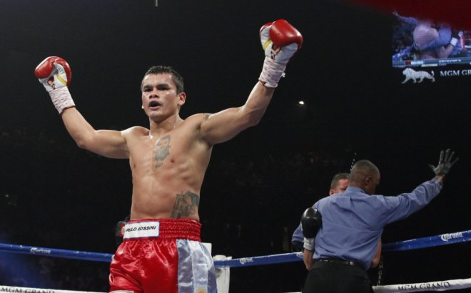 Floyd Mayweather Jr v Marcos Maidana: Who is Marcos \'El Chino\' Maidana?