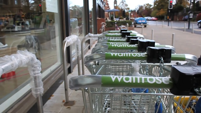 Waitrose Outshines Rivals, Reports Rise in Sales