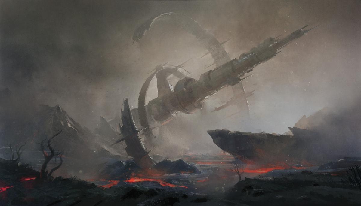 Project Legion Concept Art