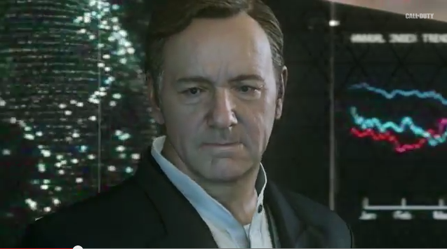 Call of Duty: Advanced Warfare Trailer with Kevin Spacey