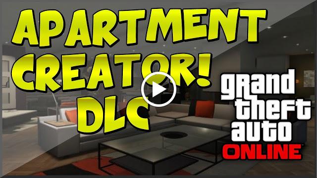 GTA 5 DLC: Custom Apartments Creator Coming to GTA Online