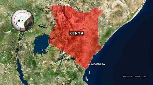 Kenya bomb blasts