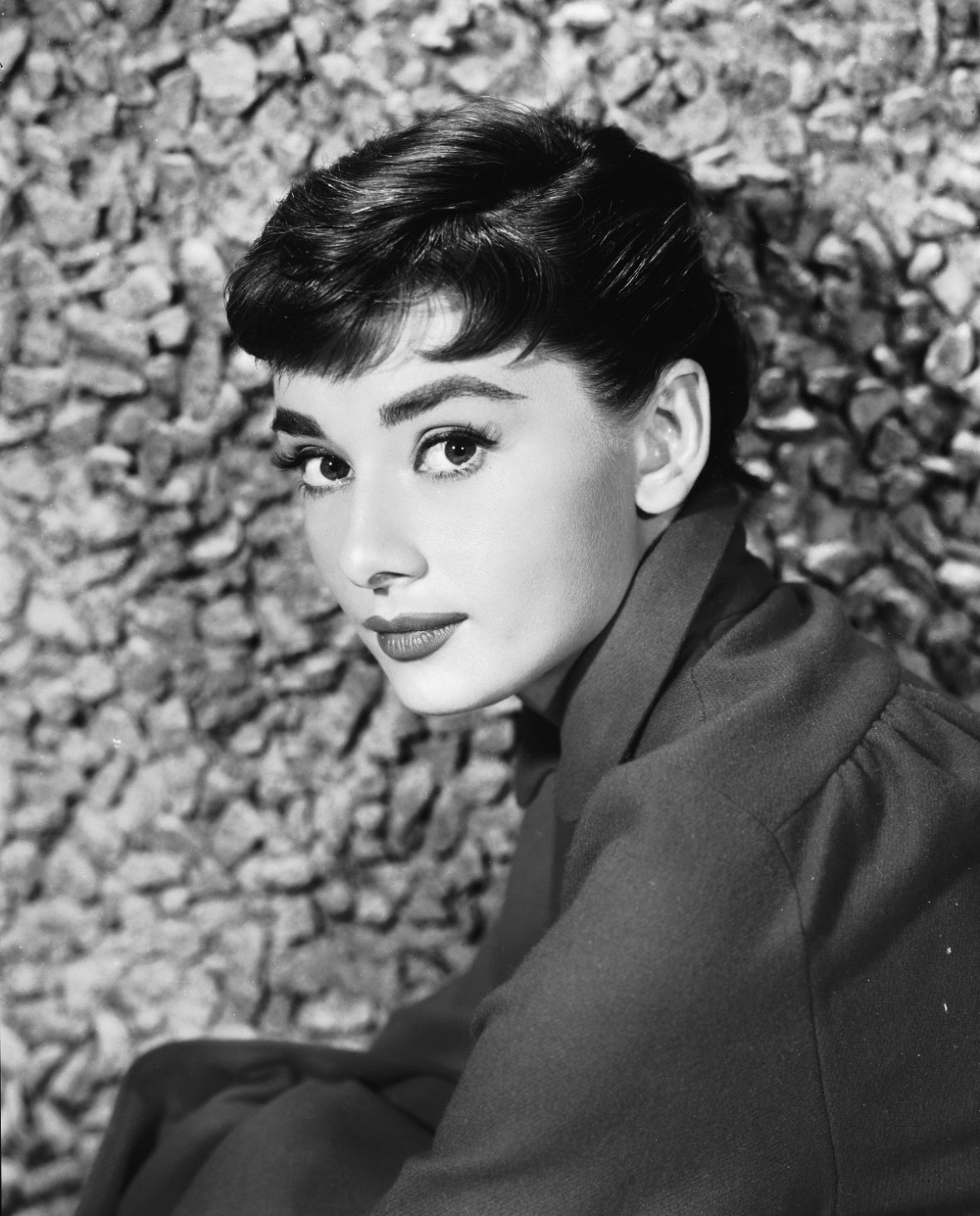 Actress Audrey Hepburn was widely regarded as one of the most beautiful and stylish women in the world