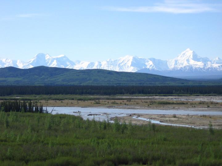 Tanana, Alaska, near Sitka