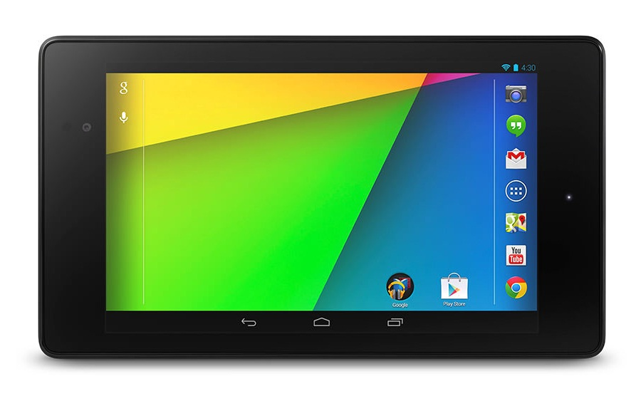 New 7in Google Tablet Spotted Passing Through American FCC: Could be the Nexus 7 2014