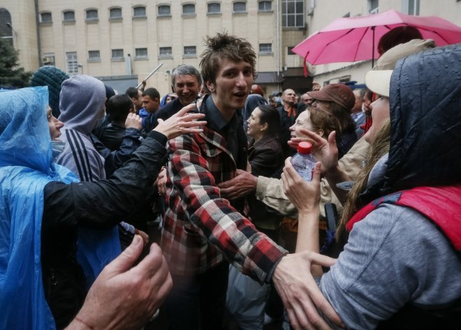 Ukraine crisis and Odessa violence