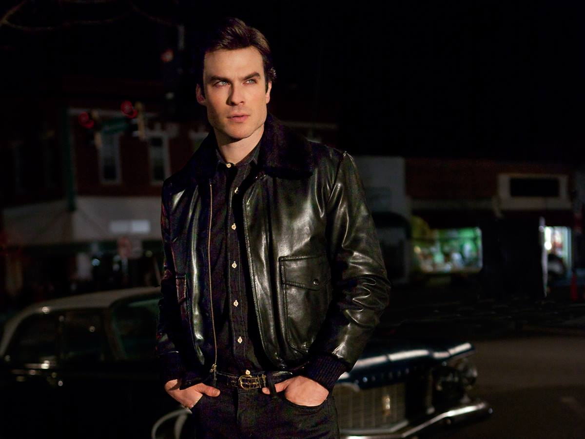 The Vampire Diaries Finale Spoilers: Damon to Die