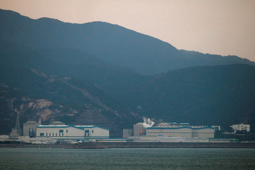 Daya Bay Nuclear Power Plant China
