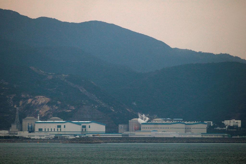 Daya Bay Nuclear Power Plant China