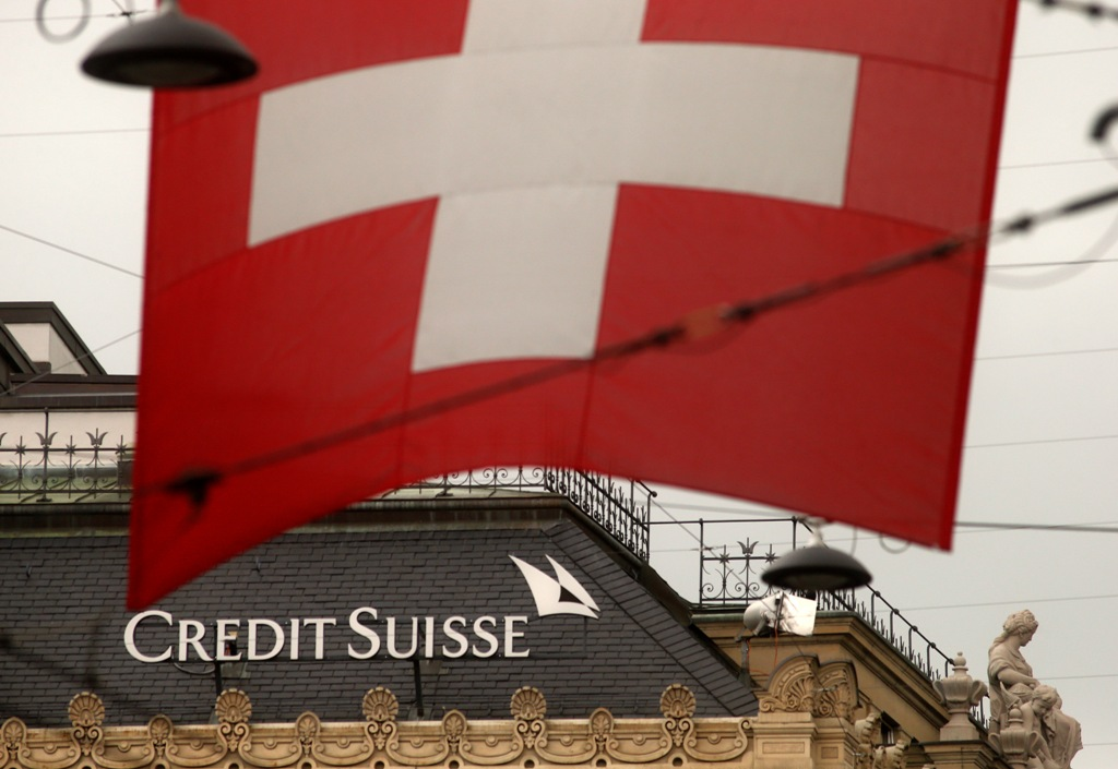 US Authorities Want Credit Suisse to Plead Guilty in Tax Row