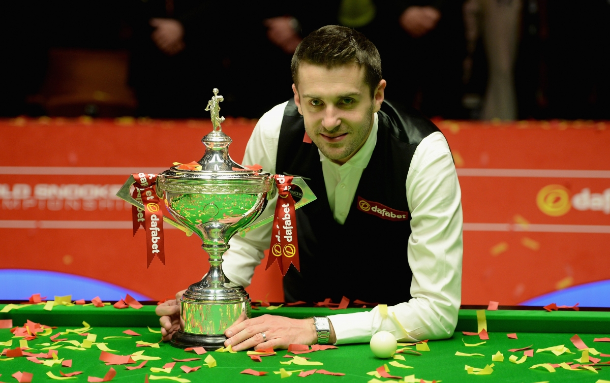 Dafabet World Snooker Championship Final 2014: Mark Selby Beats Ronnie O\'Sullivan to Win Maiden World Title