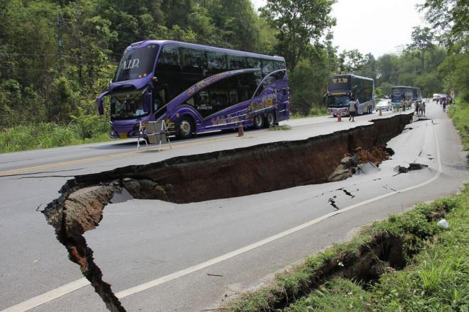 Thailand earthqauke