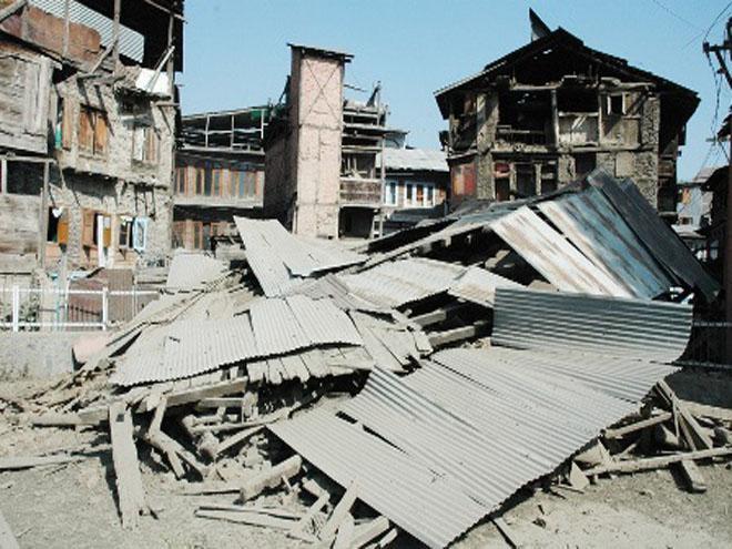 earthquake Thailand