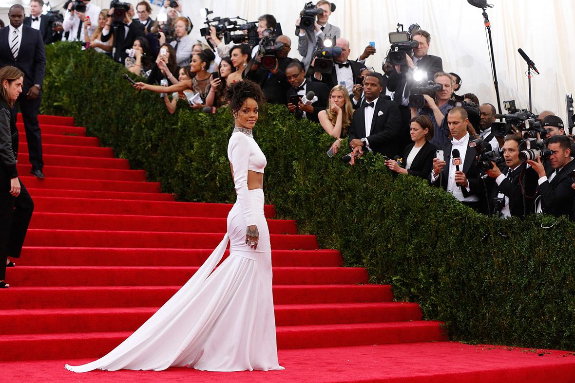 Rihanna Dresses 2015