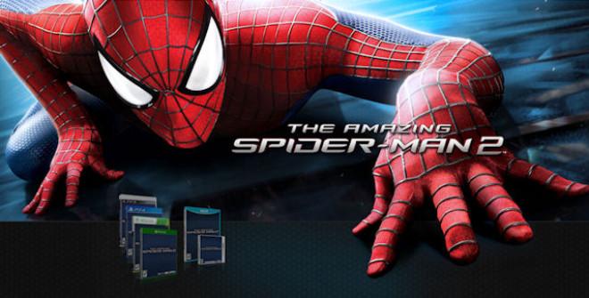 spiderman amazing 3ds