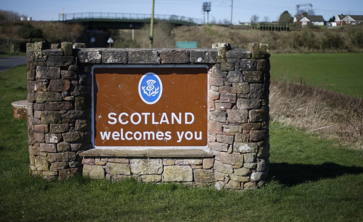 Scottish Independence Campaign Warned that Country Heavily Relies on Foreign Cash