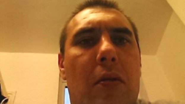 Selfie captured this man with a mobile phone stolen from a student in Colchester